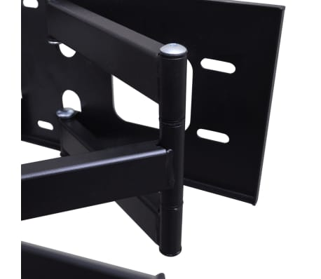 "vidaXL Support TV à double bras pivotant 3D 600 x 400 mm 37"" - 70""[6/10]"