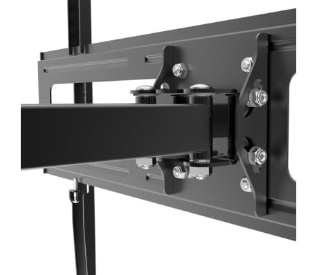 "vidaXL Support TV à double bras pivotant 3D 600 x 400 mm 37"" - 70""[9/10]"