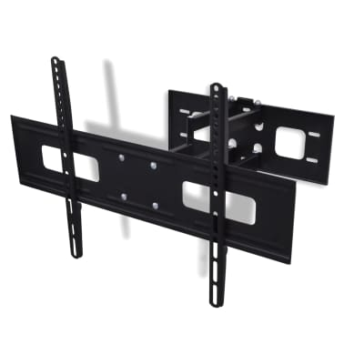 "vidaXL Support TV à double bras pivotant 3D 600 x 400 mm 37"" - 70""[5/10]"