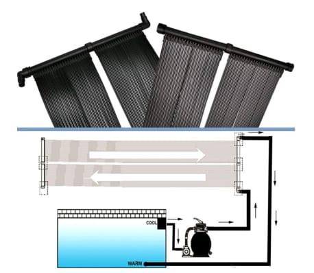 Solárny panel na ohrievanie vody (sada 2 ks)[5/5]