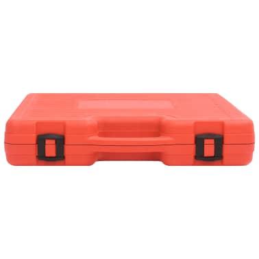 27 pcs Radiator Pressure Tester with Vacuum Purge and Refill Kit[4/5]