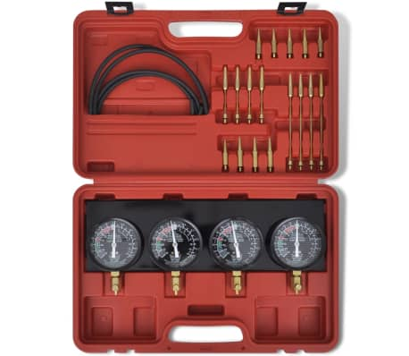 Carburetor Vacuum Synchronizer Gauges Tool Kit[3/5]