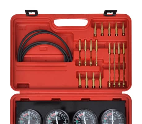 Carburetor Vacuum Synchronizer Gauges Tool Kit[4/5]