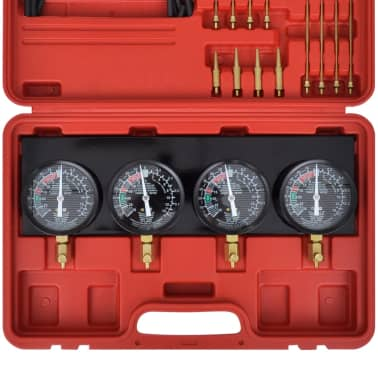 Carburetor Vacuum Synchronizer Gauges Tool Kit[5/5]