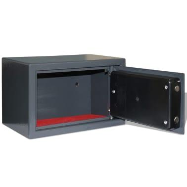 vidaXL Elektroniskt kassaskåp 31 x 20 x 20 cm[4/5]