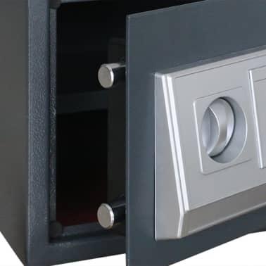 Elektronischer Safe Tresor mit Fachboden 35 x 25 x 25 cm[4/6]