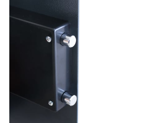 Coffre-fort numérique électronique avec étagère 35 x 31 x 50 cm[6/7]
