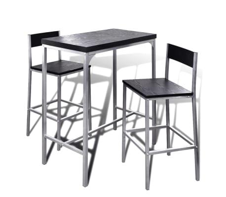 bartisch fr hst ckstisch stehtisch mit st hlen g nstig kaufen. Black Bedroom Furniture Sets. Home Design Ideas