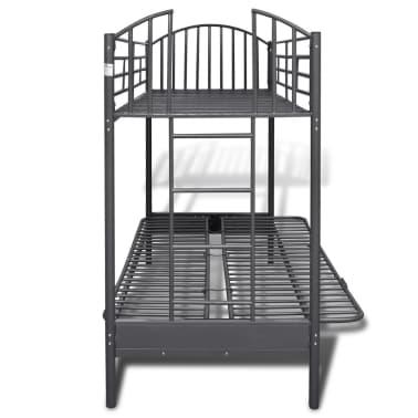 acheter cadre de lits superpos s clic clac pour enfant pas. Black Bedroom Furniture Sets. Home Design Ideas