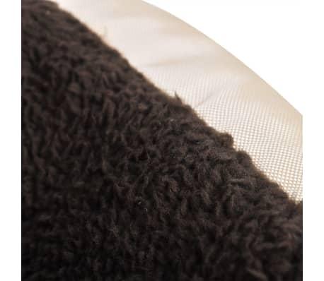 Udobna pasja postelja z mehko blazino M[4/6]