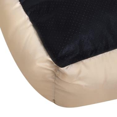 Udobna pasja postelja z mehko blazino M[5/6]
