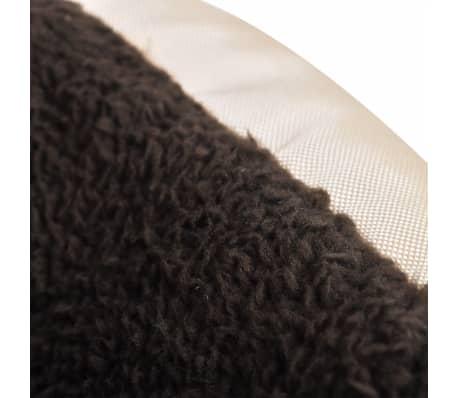 Udobna pasja postelja z mehko blazino L[4/6]