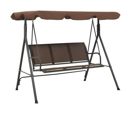 Vidaxl Garden Swing Chair Outdoor Patio Porch Seat Hammock