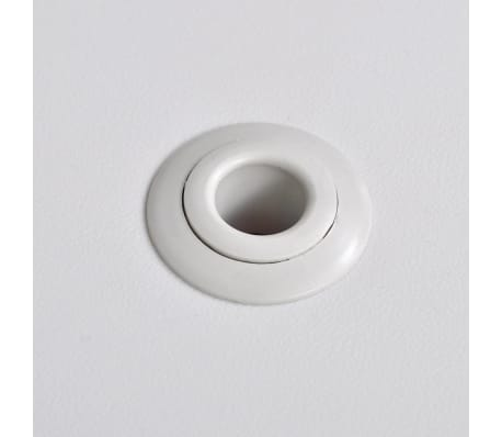 vidaXL Kids' Picnic Table with Benches and Parasol Multicolour[4/5]