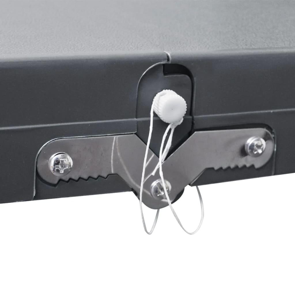 klappbares campingtisch set aluminium mit 4 st hlen extra. Black Bedroom Furniture Sets. Home Design Ideas