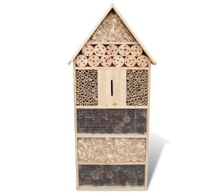 "Insect Hotel XXL 1' 8"" x 5.9"" x 3' 3""[2/6]"