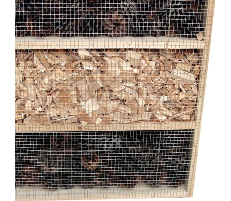 "Insect Hotel XXL 1' 8"" x 5.9"" x 3' 3""[5/6]"