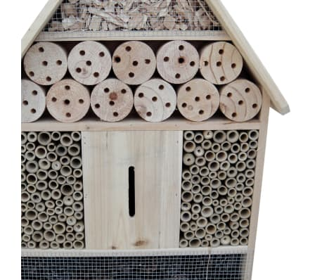 "Insect Hotel XXL 1' 8"" x 5.9"" x 3' 3""[6/6]"