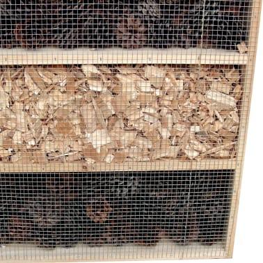 Insektshotell XXL 50 x 15 x 100 cm[5/6]