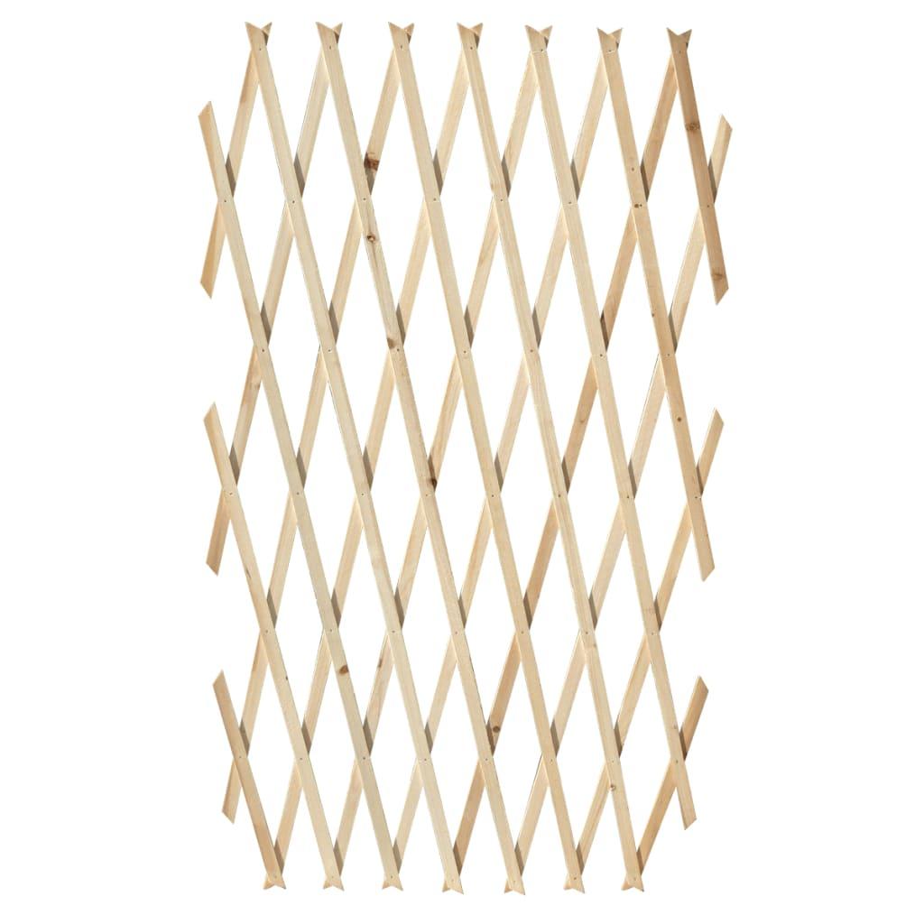 Treillis Bois Pas Cher lot de 5 treillis en bois extensibles 180 x 90 cm - achat