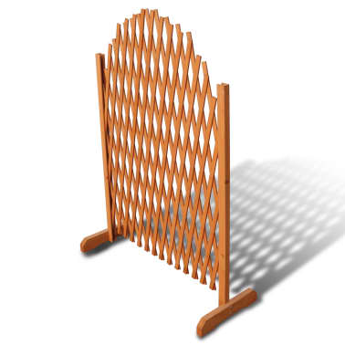 vidaXL espalierhegn panel forlængelig 180 x 100 cm[2/3]