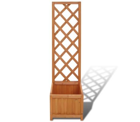 pflanzk bel mit rankhilfe 40 x 30 x 135 cm g nstig kaufen. Black Bedroom Furniture Sets. Home Design Ideas