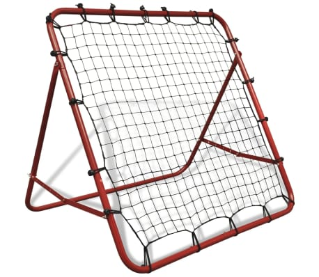 Adjustable Football Kickback Rebounder 100 x 100 cm[1/4]
