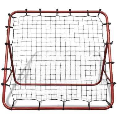 Adjustable Football Kickback Rebounder 100 x 100 cm[2/4]