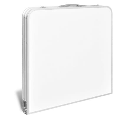 vidaXL Foldable Camping Table Aluminium 120 x 60 cm[3/8]