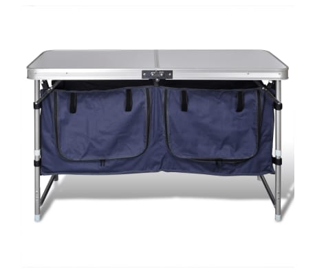 Foldable Camping Cupboard with Aluminum Frame[2/5]