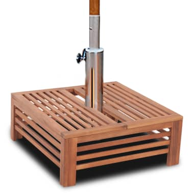 Wooden Parasol Stand Cover[1/6]