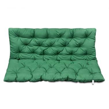 "Green Cushion for Swing Chair 47.2""[1/4]"