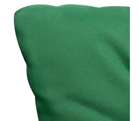 "Green Cushion for Swing Chair 47.2""[4/4]"