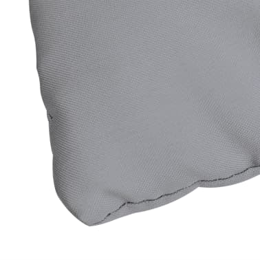 "Gray Cushion for Swing Chair 47.2""[3/4]"