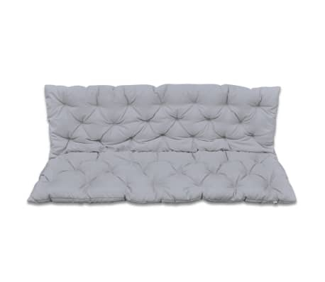 Gray Cushion for Swing Chair 59""