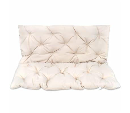 """Cream Cushion for Swing Chair 47.2"""""""