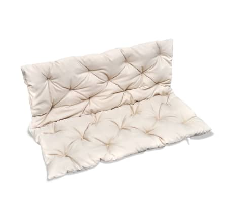 auflage f r gartenbank hollywoodschaukel sitzkissen sitzpolster bankauflage ebay. Black Bedroom Furniture Sets. Home Design Ideas