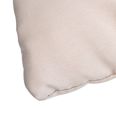 "Cream Cushion for Swing Chair 59""[3/4]"