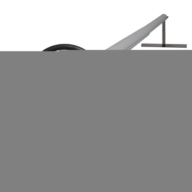 vidaXL Pool Cover Roller with Stainless Steel Base[1/5]