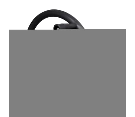 vidaXL Pool Cover Roller with Stainless Steel Base[2/5]