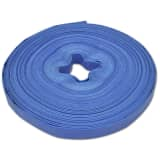 "vidaXL Flat Hose 50 m 1"" PVC Water Delivery"