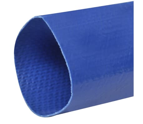 "vidaXL Flat Hose 25 m 2"" PVC Water Delivery[2/4]"