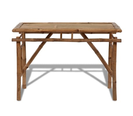 Bamboo Folding Table[2/4]