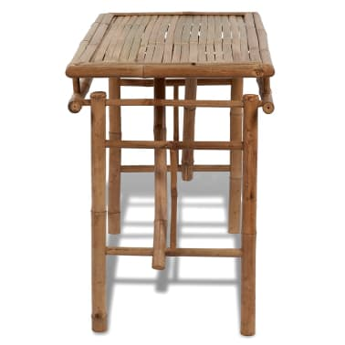 Bamboo Folding Table[3/4]
