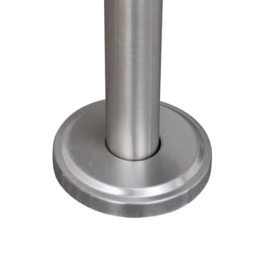 vidaXL Stainless Steel Stand for Double Mailbox[2/5]