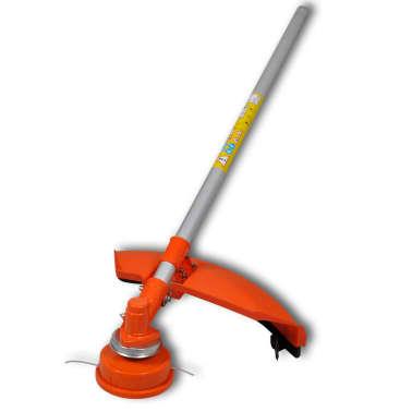 vidaXL Multifunkčný nástroj 4 v 1 orezávač na živý plot/trávu, reťazová píla, krovinorez[3/9]