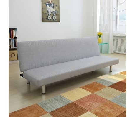 clic clac gris clair. Black Bedroom Furniture Sets. Home Design Ideas