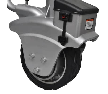 Motorized Jockey Wheel Trailer Mover 12 V 350 W[4/6]