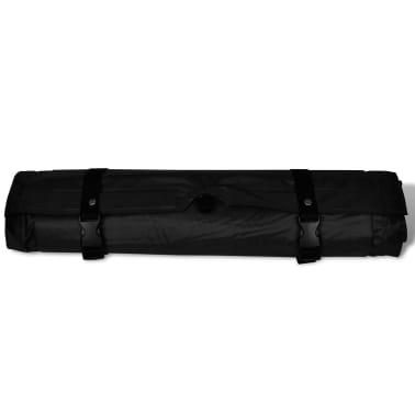 vidaXL Colchoneta de dormir autoinflable 185x55x3 cm individual[5/5]