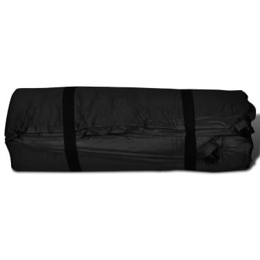 Colchón de aire autohinchable negro 190 x 130 x 5 cm (Doble)[5/5]